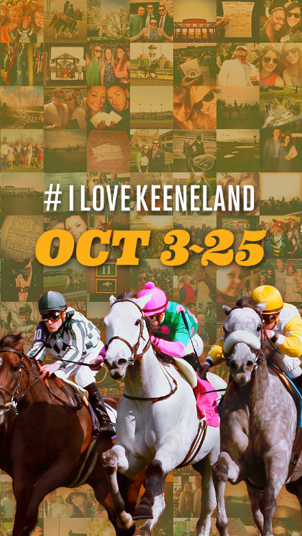 Keeneland Race Track | Kentucky Thoroughbred Horse Racing | Lexington KY
