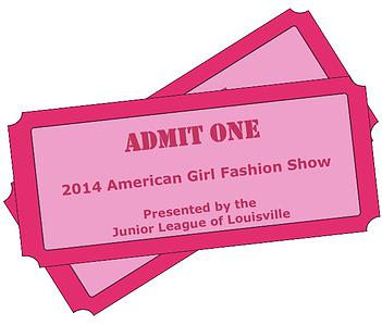 American Girl Fashion Show Junior League of Louisville
