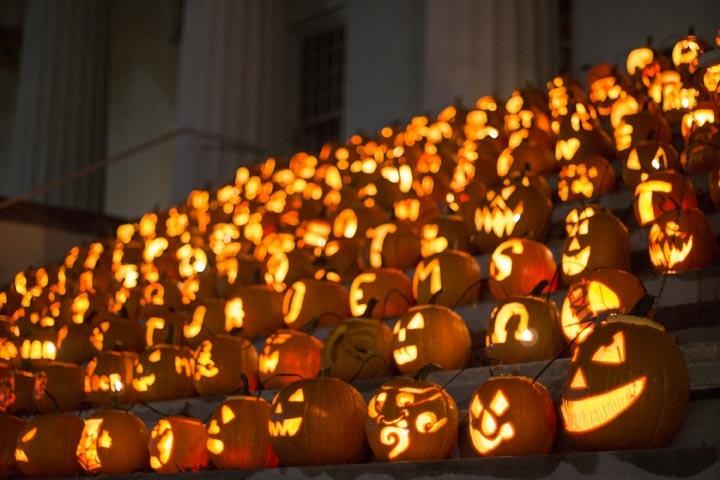 Transylvania Pumpkins