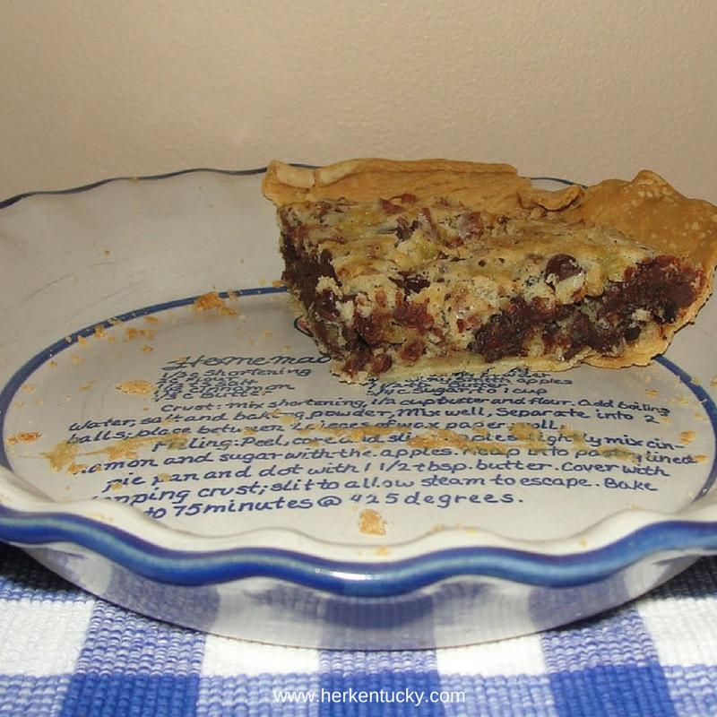 Derby Pie | Chocolate Pecan Bourbon Pie | Maker's Mark Bourbon | HerKentucky.com