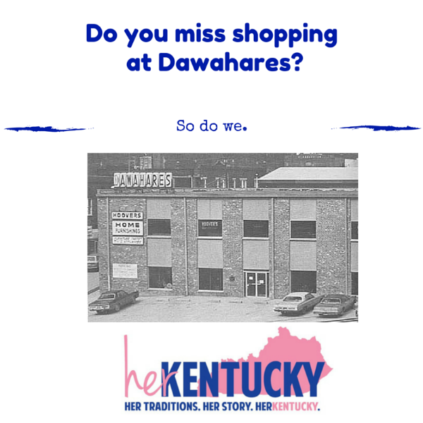 Dawahares Department Store | Kentucky Fashion Blogger | Lexington Fashion Blogger | Louisville Fashion Blogger | HerKentucky | Kentucky Wildcats