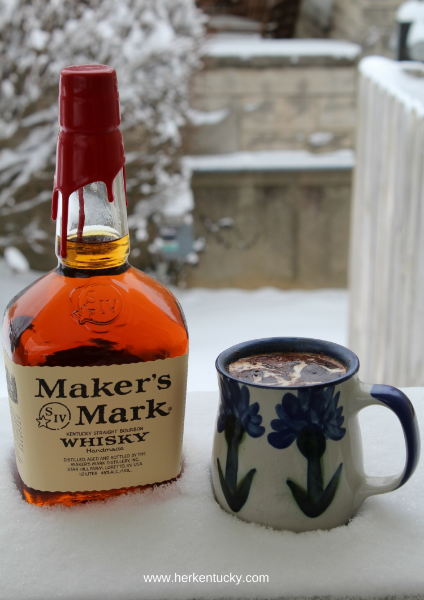 Bourbon Hot Chocolate |Kentucky Bourbon Whiskey | HerKentucky.com