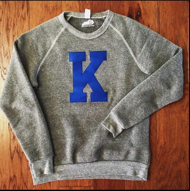 Kentucky Sweatshirt | Lexington KY Fashion Blogger | HerKentucky.com