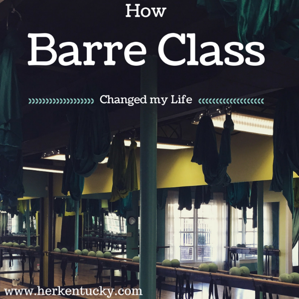How Barre Class Changed My Life | Louisville KY Fitness Blogger | HerKentucky.com