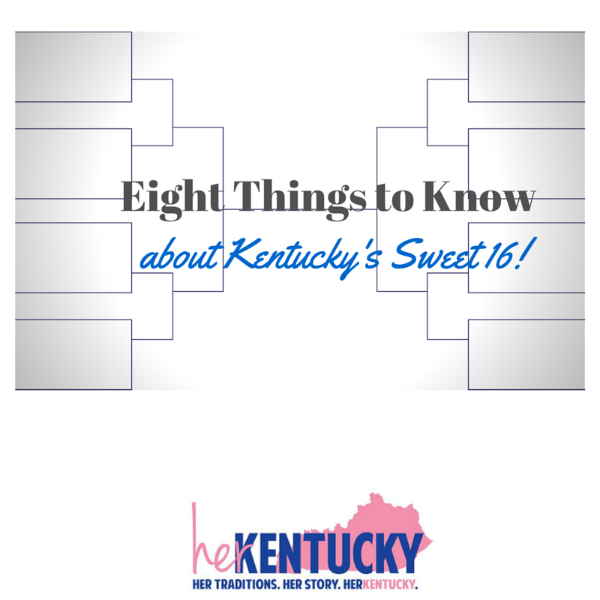 Kentucky Sweet 16 High School Basketball Tournament