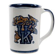 Kentucky Wildcats Coffee Mug   Louisville Stoneware   HerKentucky.com