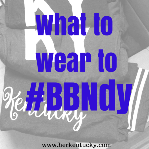 What to Wear to the Final Four | Lexington KY Fashion Blogger | HerKentucky.com