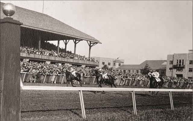 1937 Blue Grass Stakes (image via Keeneland)