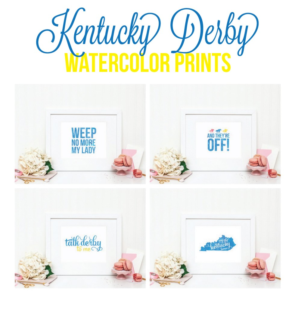Mirabelle Creations Derby Prints