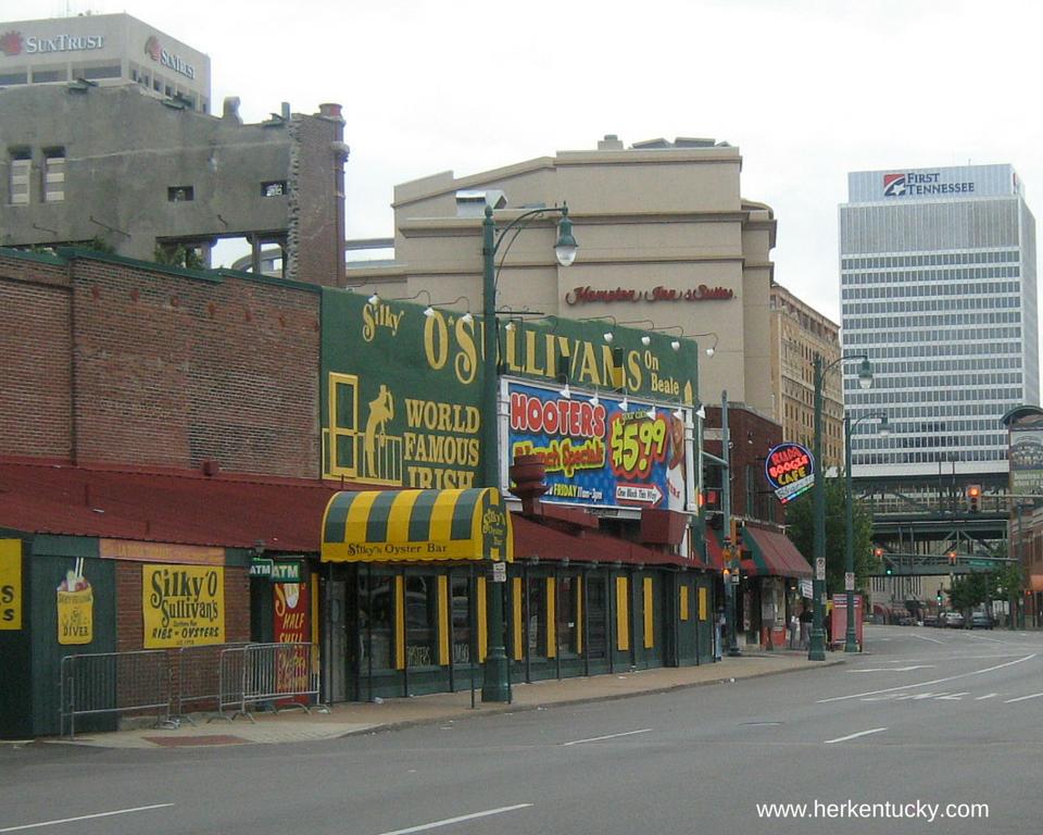 Beale Street Memphis   HerKentucky.com