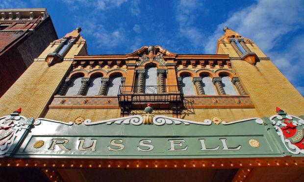 Russell Theater Maysville KY