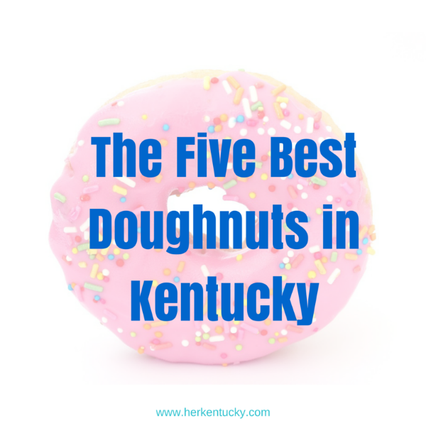 TheFive Best Doughnuts in Kentucky.png