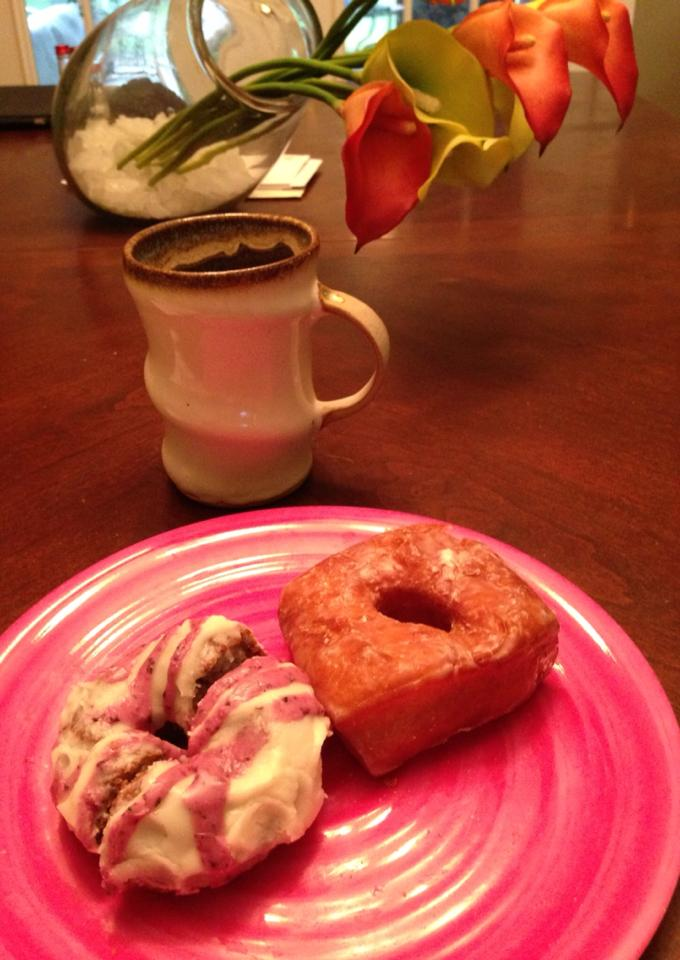 North Lime Donuts, photo courtesy Ashley Sanders.