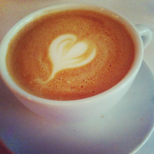 Cappuccino, Atlantic No. 5