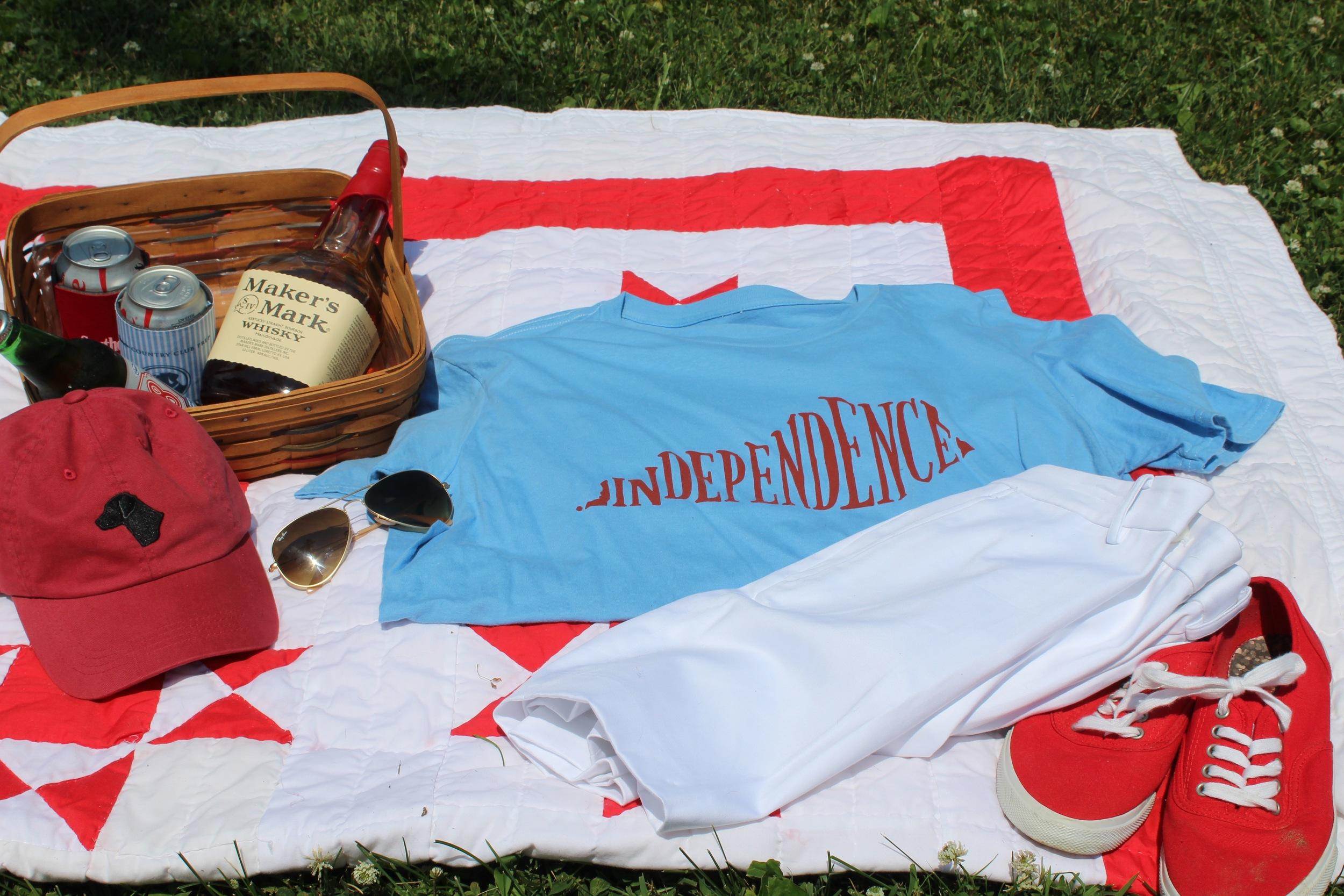 My Kentucky Tee Kentucky Independence shirt | Louisville KY Fashion Blogger | HerKentucky.com