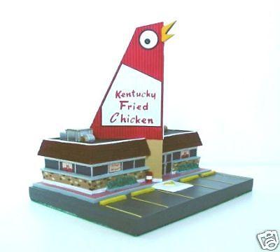 KFC replica