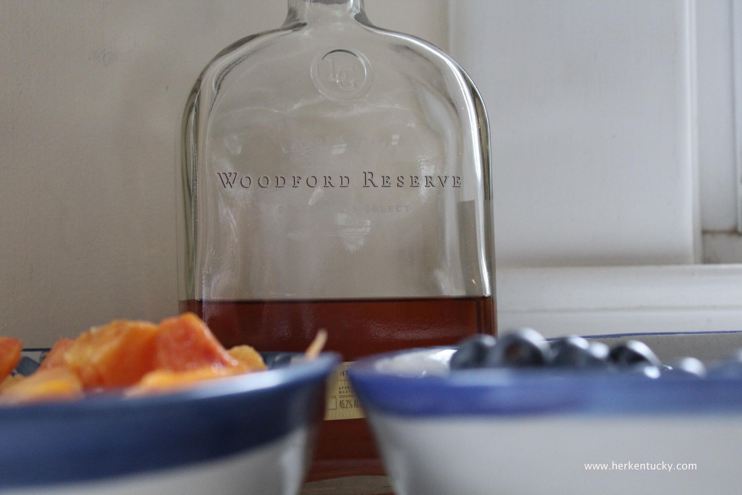 Blueberry-Bourbon Peach Cobbler | HerKentucky.com