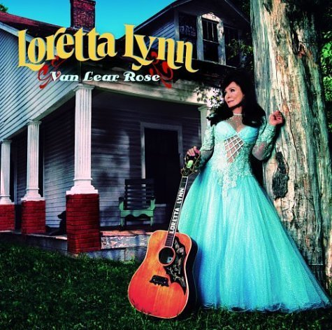 Van Lear, Miss Loretta's hometown, is in Johnson County!