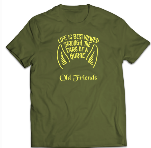 My Kentucky Tee Old Friends benefit