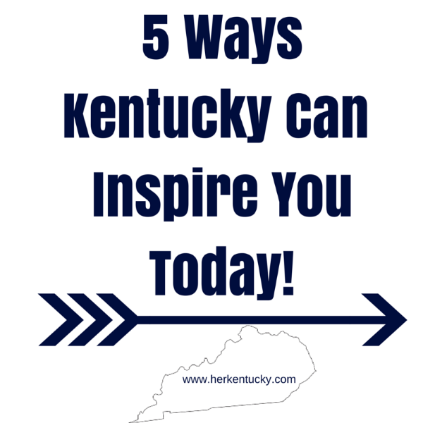 5 Kentucky Events to Inspire You