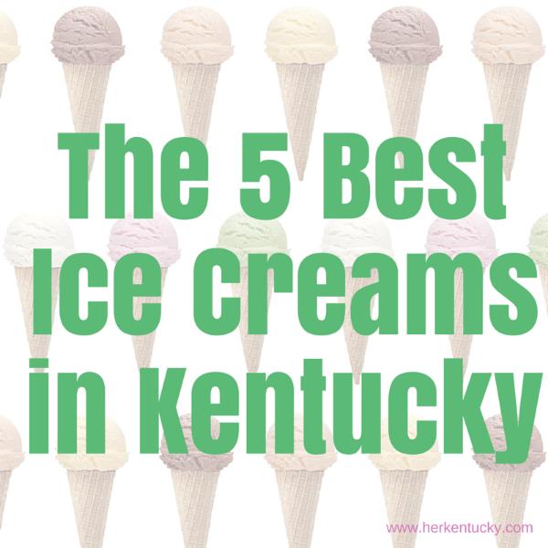 The 5 Best Ice Creams in Kentucky