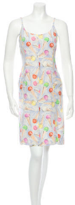 Chanel Ice Cream Dress
