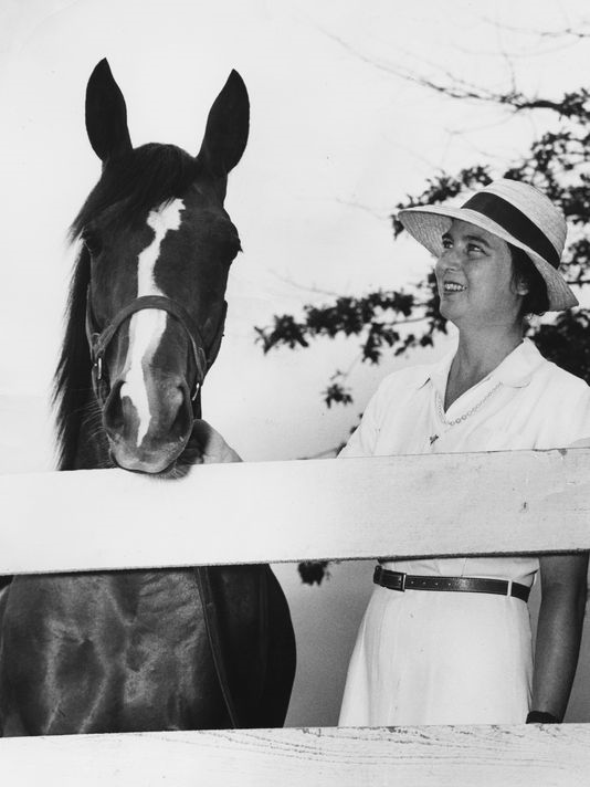 Henrietta Bingham ( image via Courier-Journal )