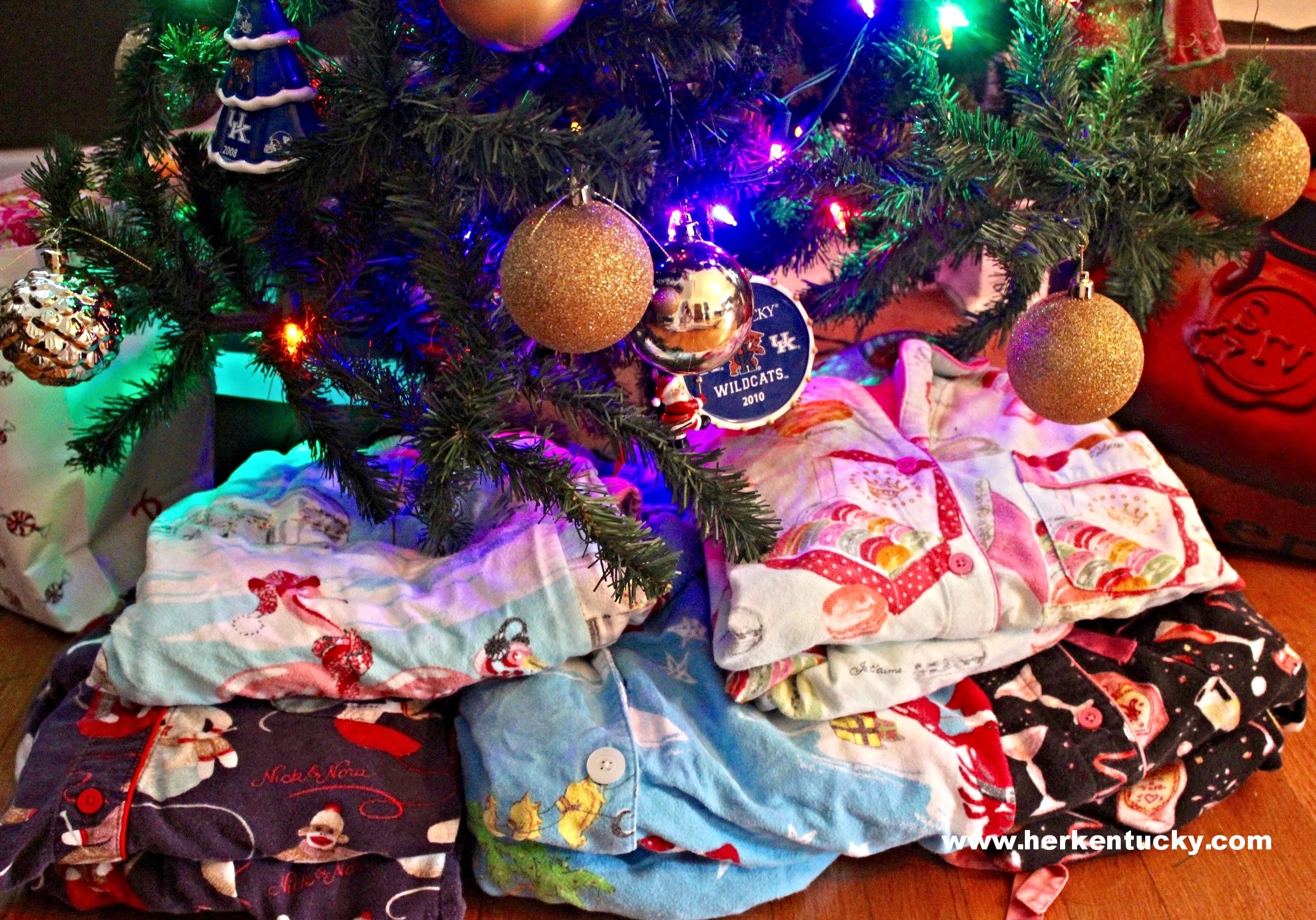 HerKentucky.com   Target holiday pajama sale