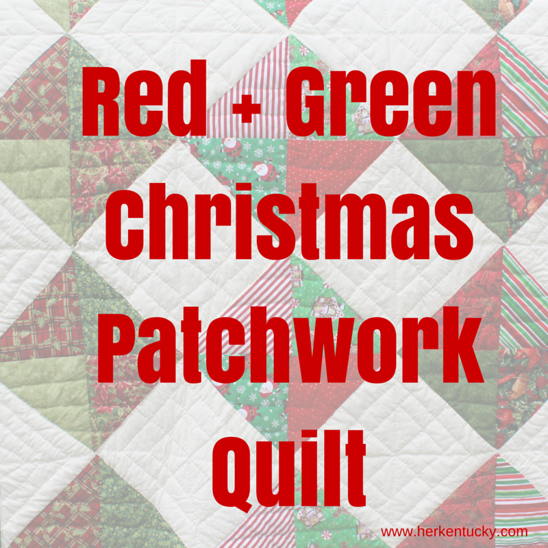 Red + GreenChristmas Patchwork Quilt.png