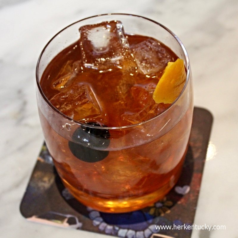 Maker's Mark Old-Fashioned