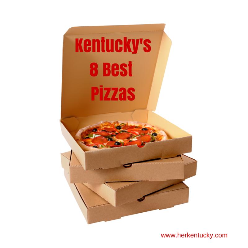 Kentucky's 8 Best Pizzas