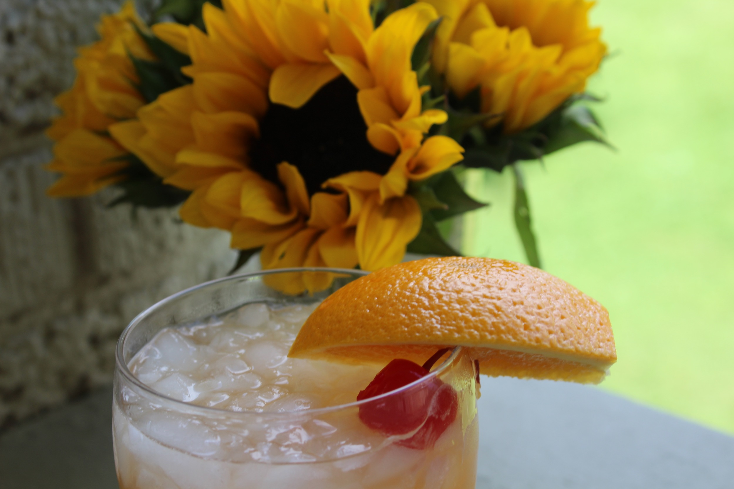 Preakness Stakes Black Eyed Susan Cocktail