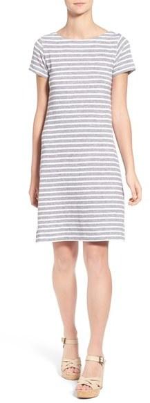 Vineyard Vines Stripe T-Shirt Dress