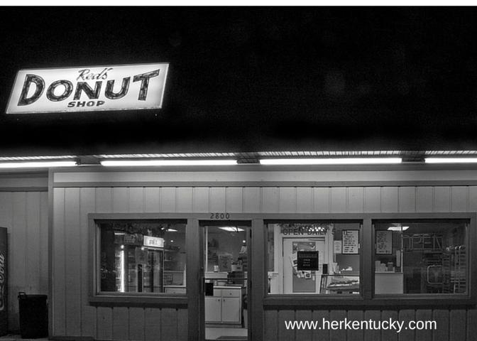Red's Donuts Paducah