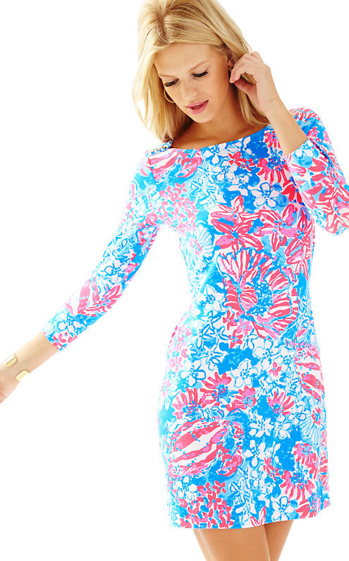 Lilly Pulitzer Sophie Dress Pop Pop