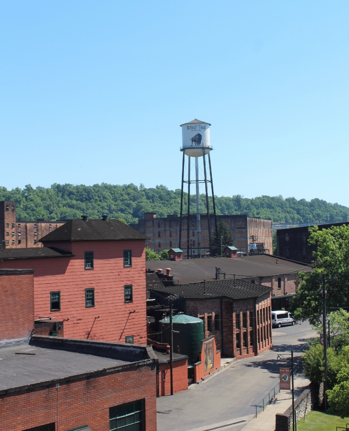Buffalo Trace Distillery Tour