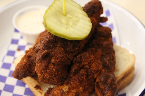 Royal's Hot Chicken is a Louisville can't-miss!
