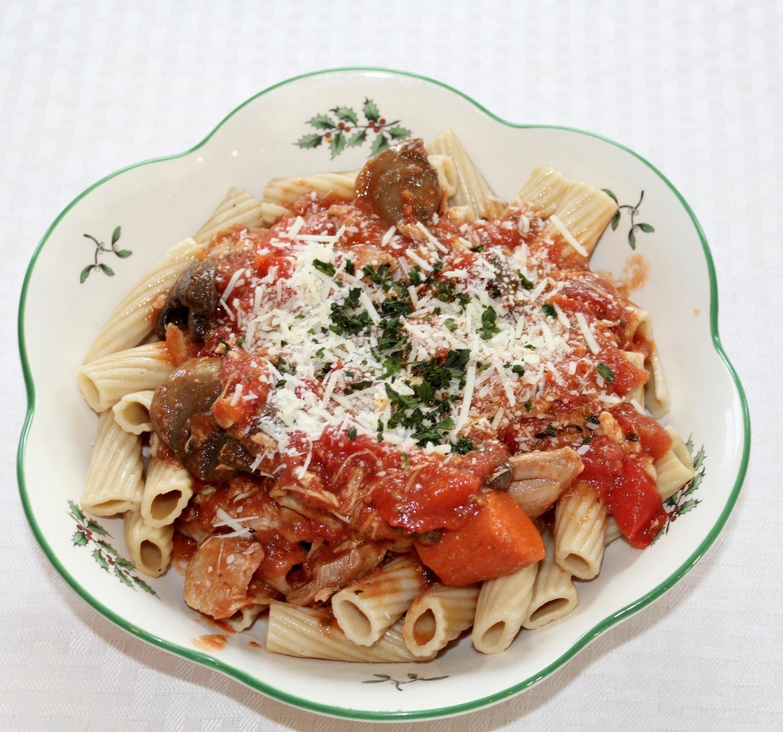Rustic Italian Chicken   Red Gold Tomatoes   HerKentucky.com