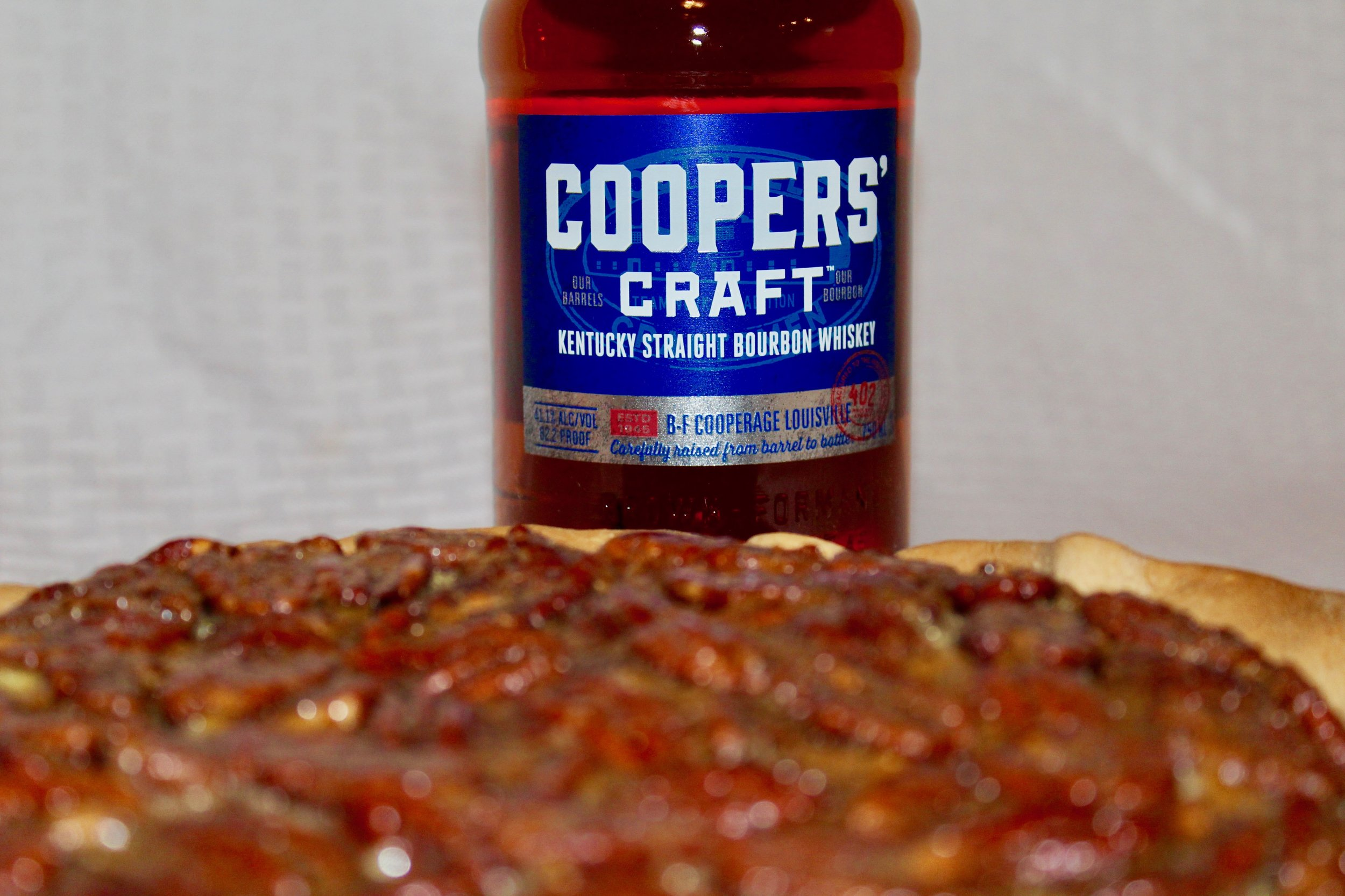 Coopers' Craft Kentucky Bourbon Pecan Pie