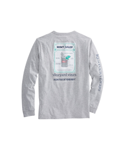 Vineyard Vines Mint Julep Shirt