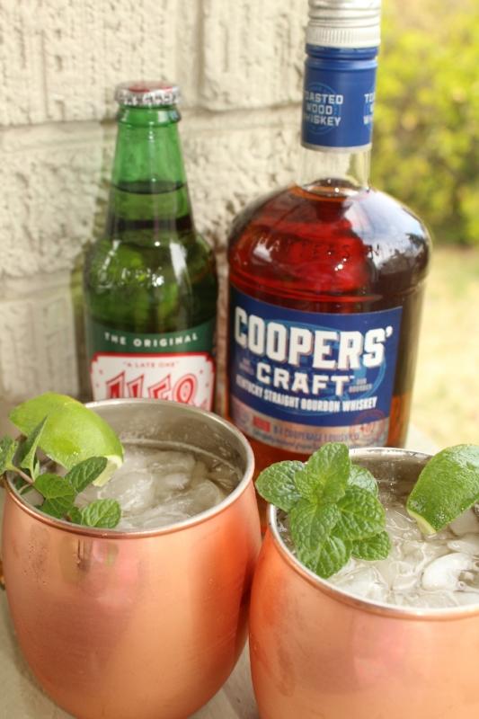 Coopers Craft and Ale-8 Bourbon Cocktail | HerKentucky.com | Kentucky lifestyle blog