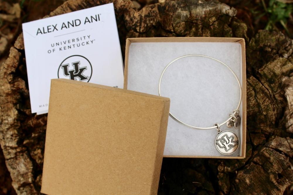 Alex and Ani Kentucky Charm Bracelet  (c/o Alumni Hall)