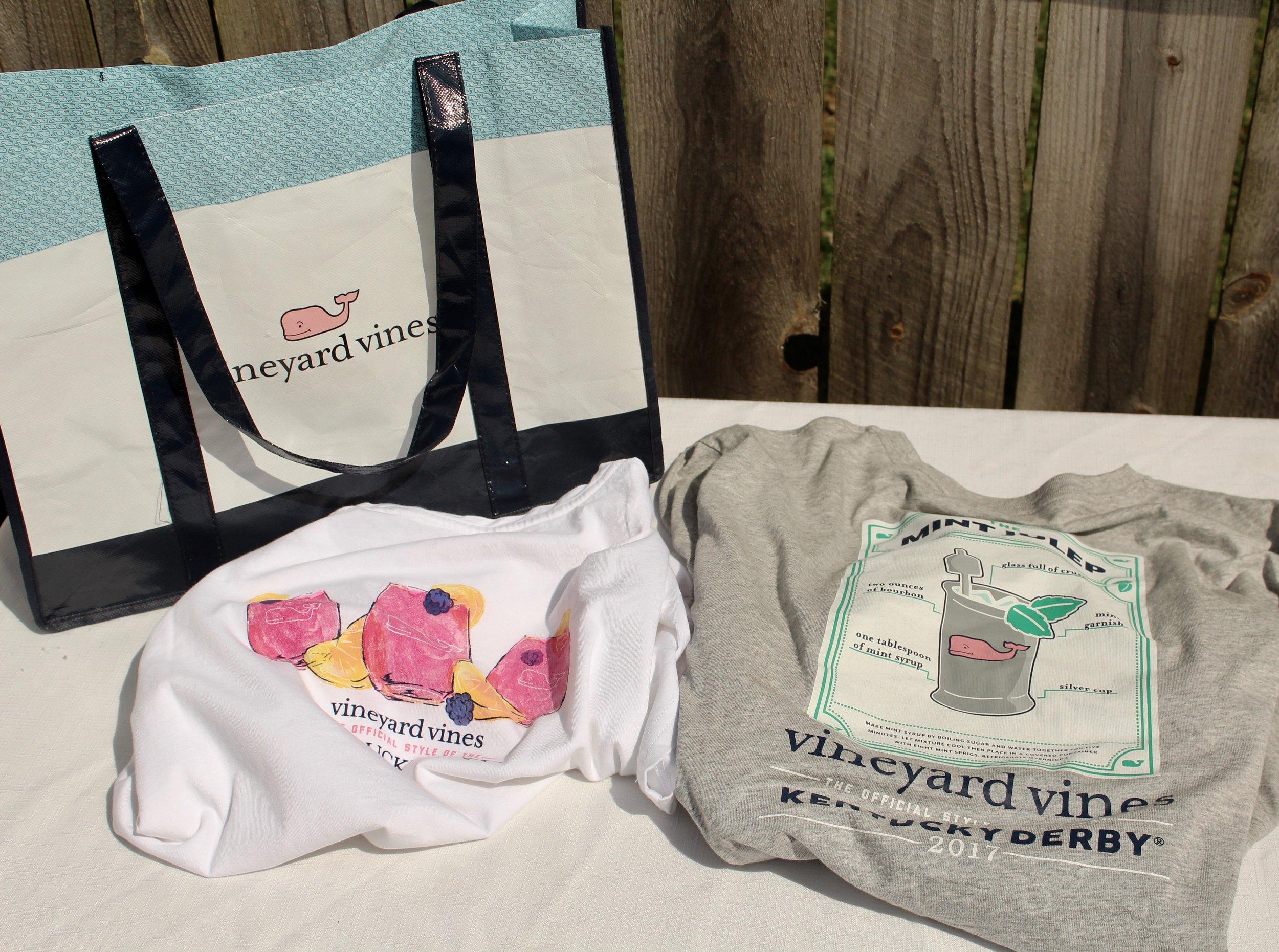 Vineyard Vines Kentucky Derby 143 Shirts