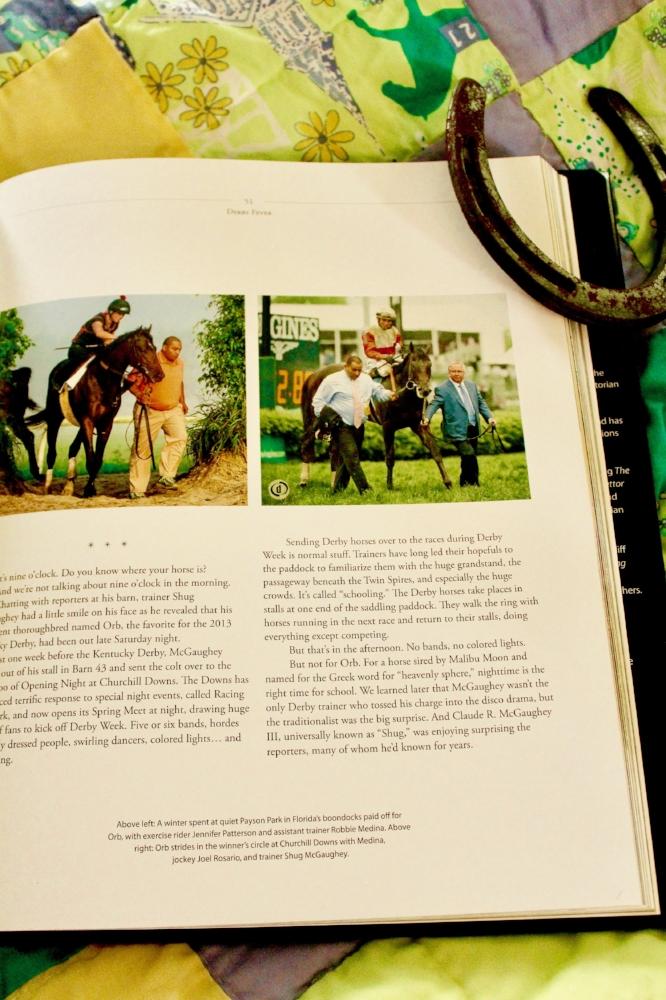 The Kentucky Derby Book -- Orb