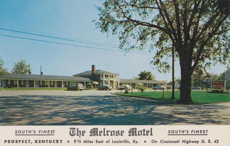 Melrose Motel Prospect KY