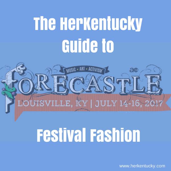 Festival Fashion | Forecastle Festival | Kentucky Style Blogger
