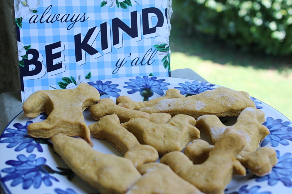 Pumpkin-Peanut Butter Dog Treat Recipe | HerKentucky.com