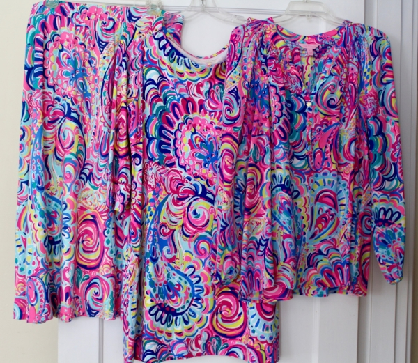 Lilly Pulitzer Psychedelic Sunshine