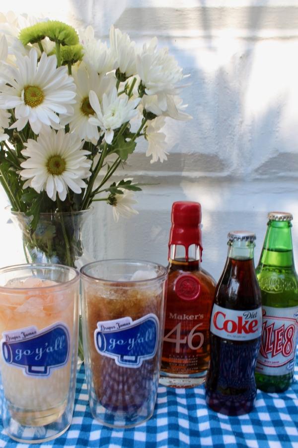 Maker's Mark and Coke Bourbon Slushie