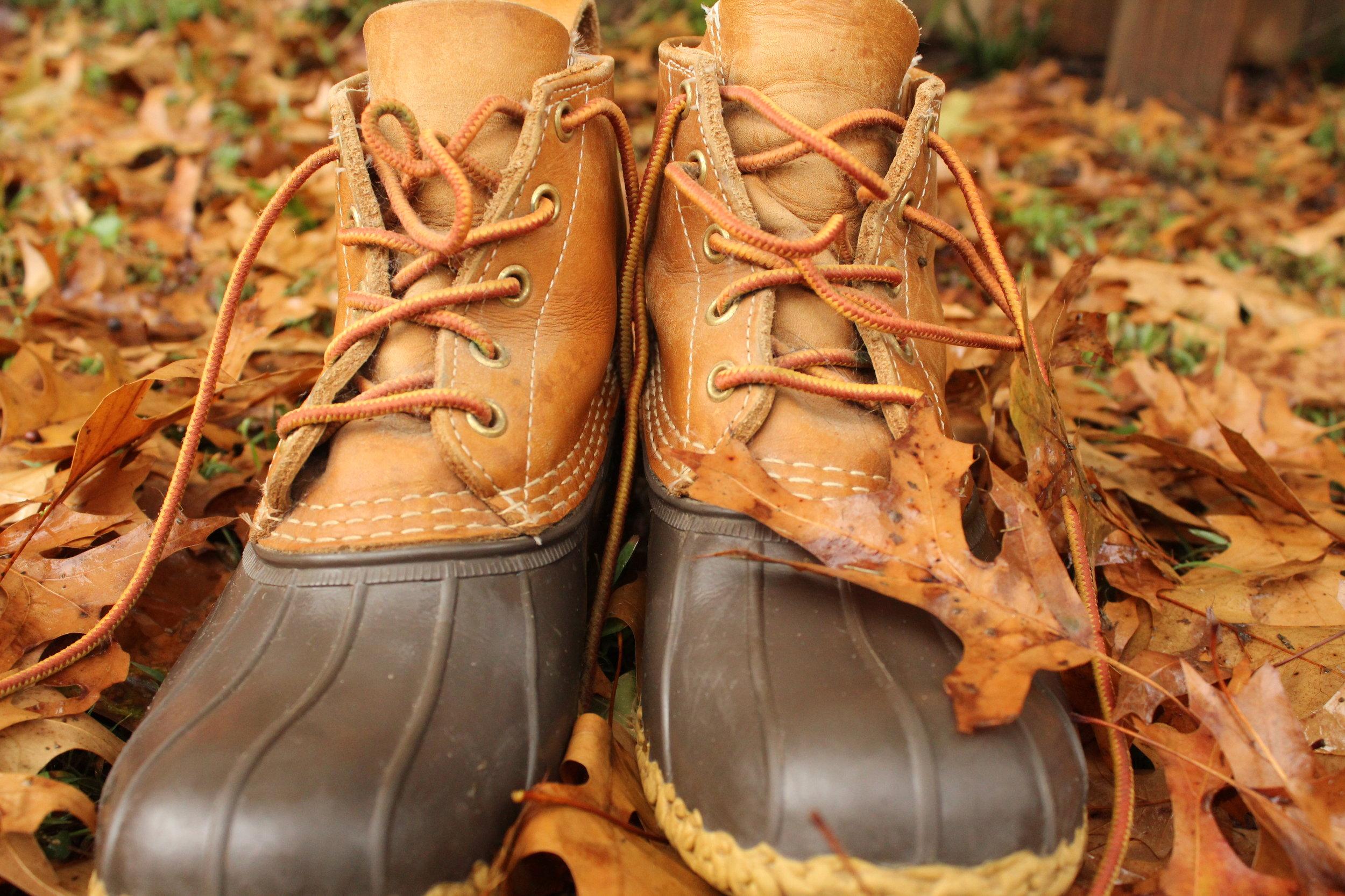"""L.L. Bean 6"""" Bean Boots"""